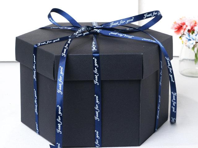 [幸福记录]爆炸爱情照片盒子