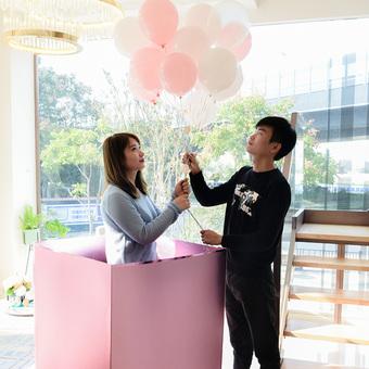 [重磅惊喜]浪漫告白气球礼物盒
