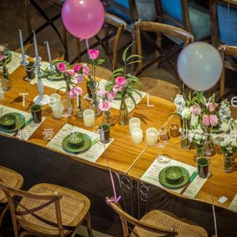 「初遇」创意餐厅求婚套餐