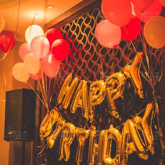 【青春有你】创意生日派对策划